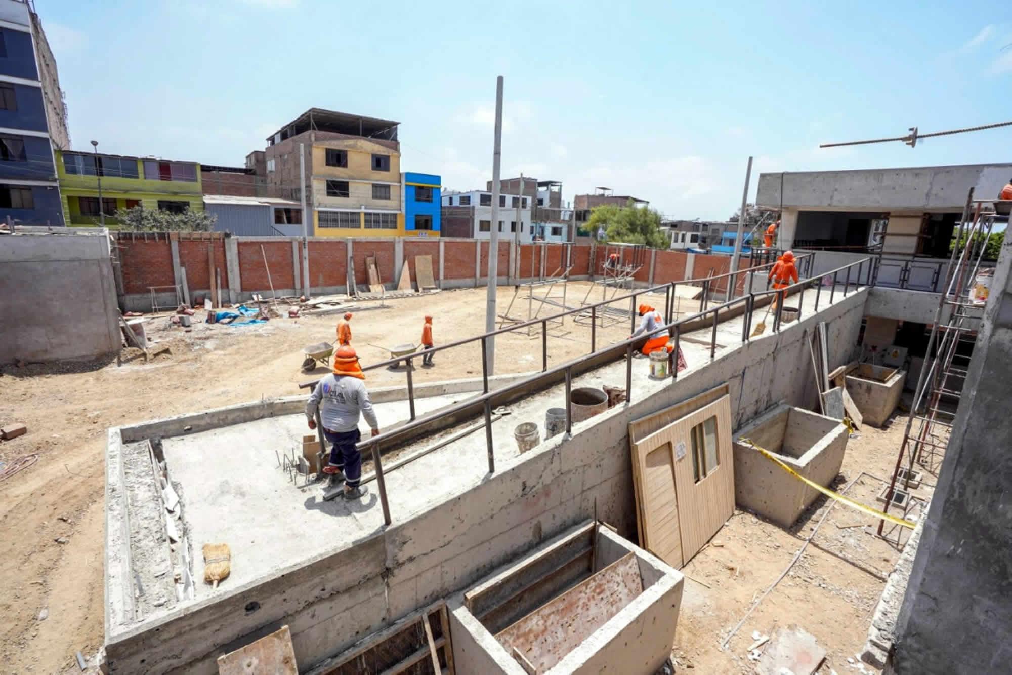 HQB PERU | CONSTRUCCION