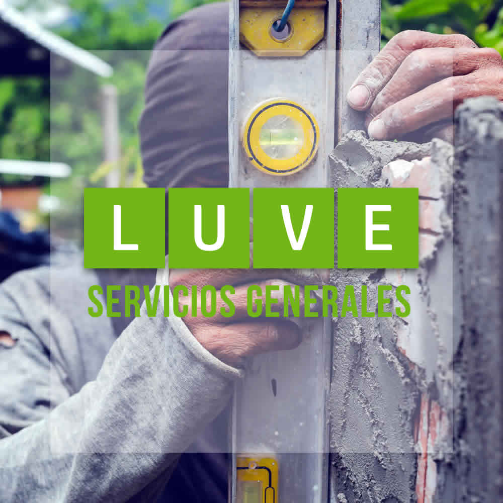 LUVE | SERVICIOS GENERALES